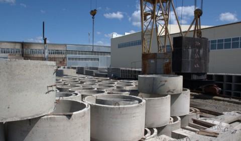 Завод железобетонных изделий ЖБИ-Сибирь